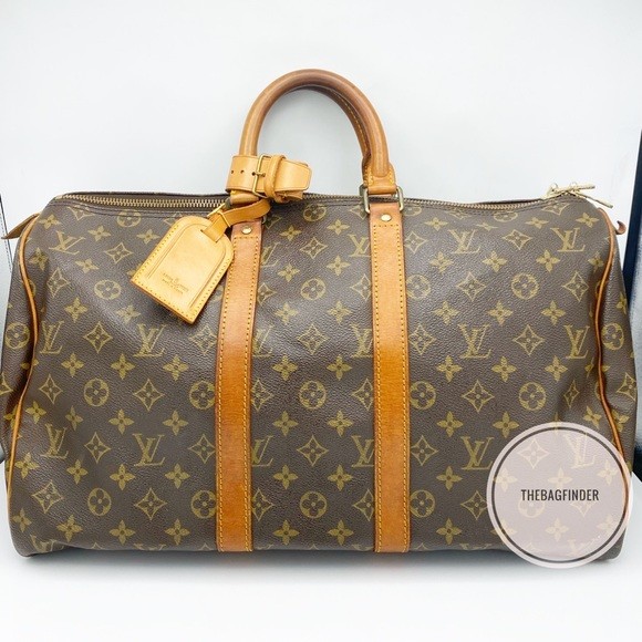 Louis Vuitton Speedy 45 Monogram